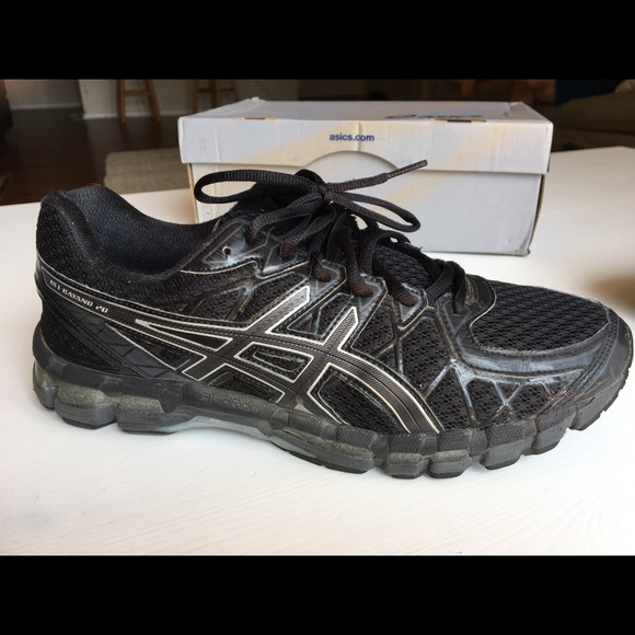 quality design 55ebc 7fc18 Asics Other - ASICS. Men s Gel Kayano 20. Black onyx.